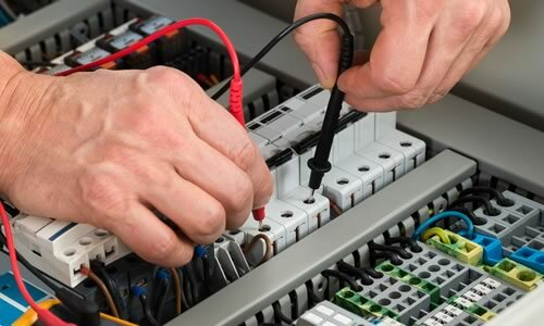 Electrician Edinburgh - Electrical Testing by Greenpower Services.